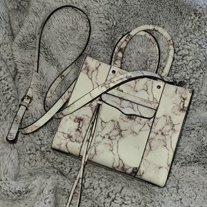 Rebecca Minkoff cross body mini m.a.b purse